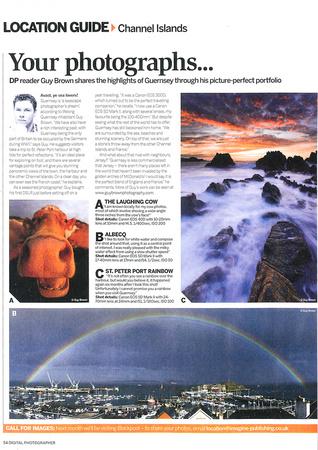 Digital Photographer Magazine March 2011